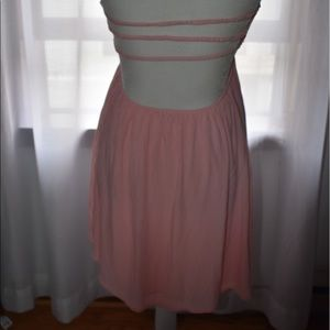 Tobi Dresses - Tobi Strapless Sundress Size Small